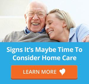 Signs to Consider Home Care. Download our Checklist!