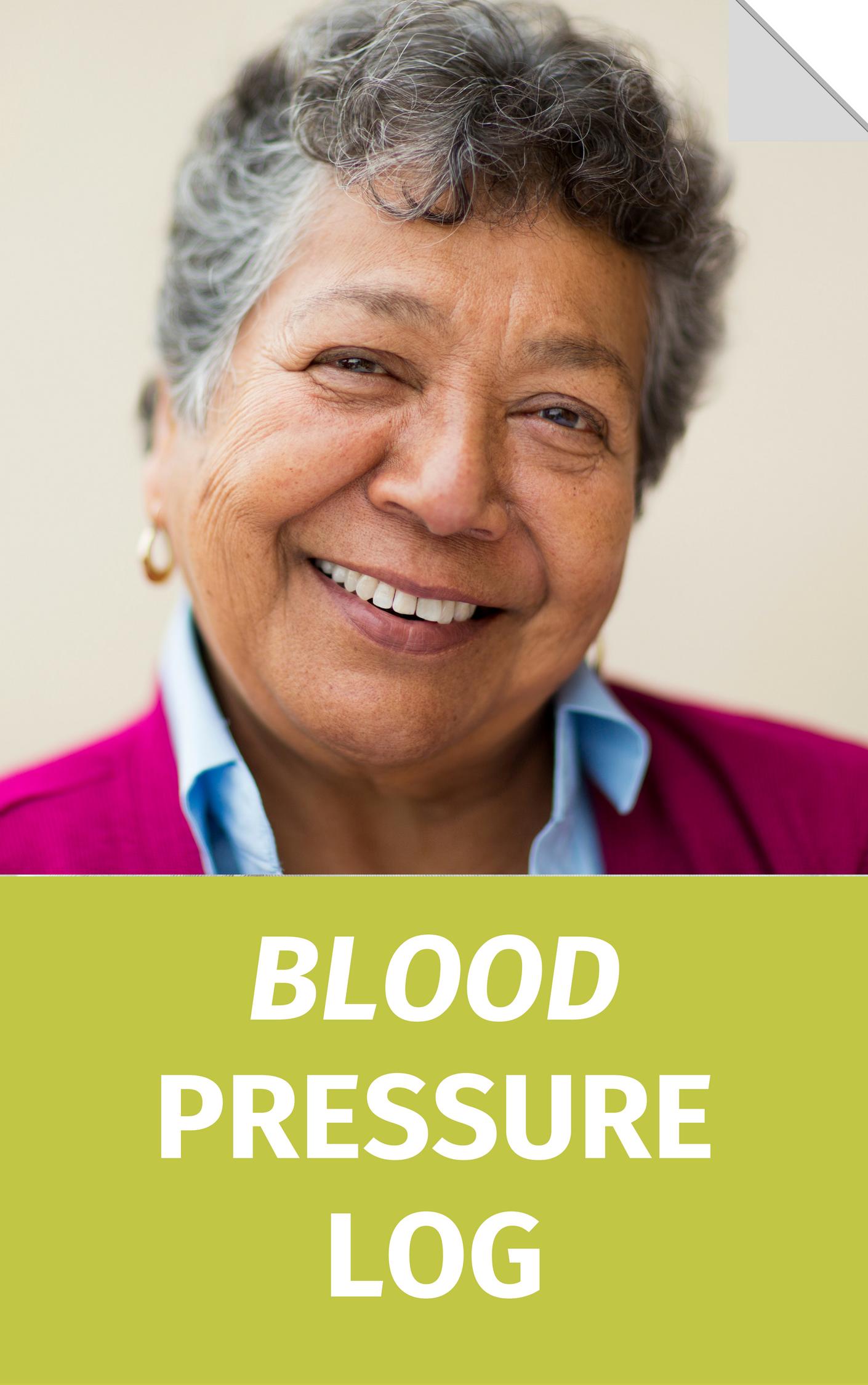Blood Pressure Log