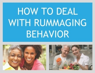 How to Deal With Rummaging Behavior