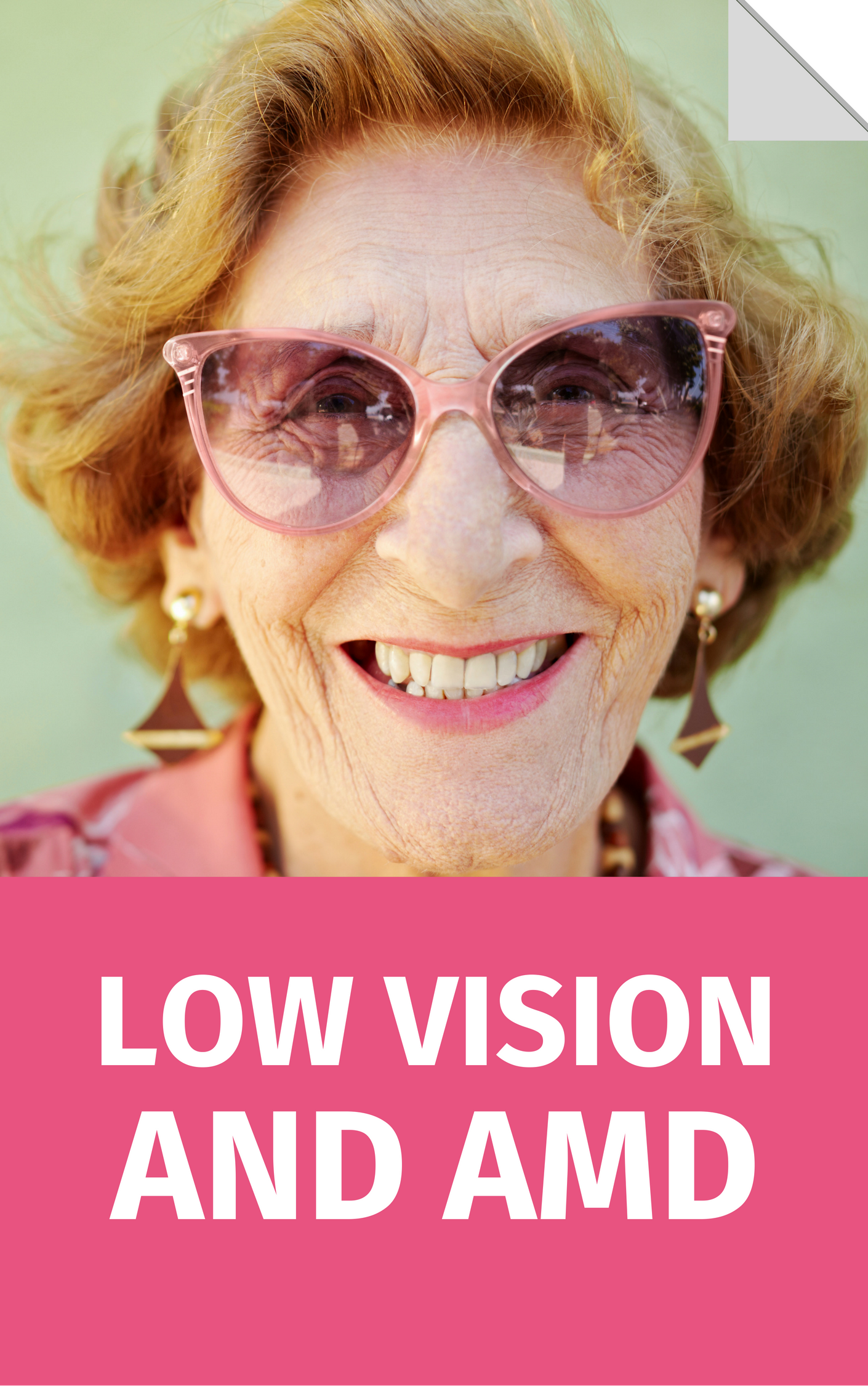 Low Vision and AMD