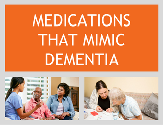 Medications That Mimic Dementia