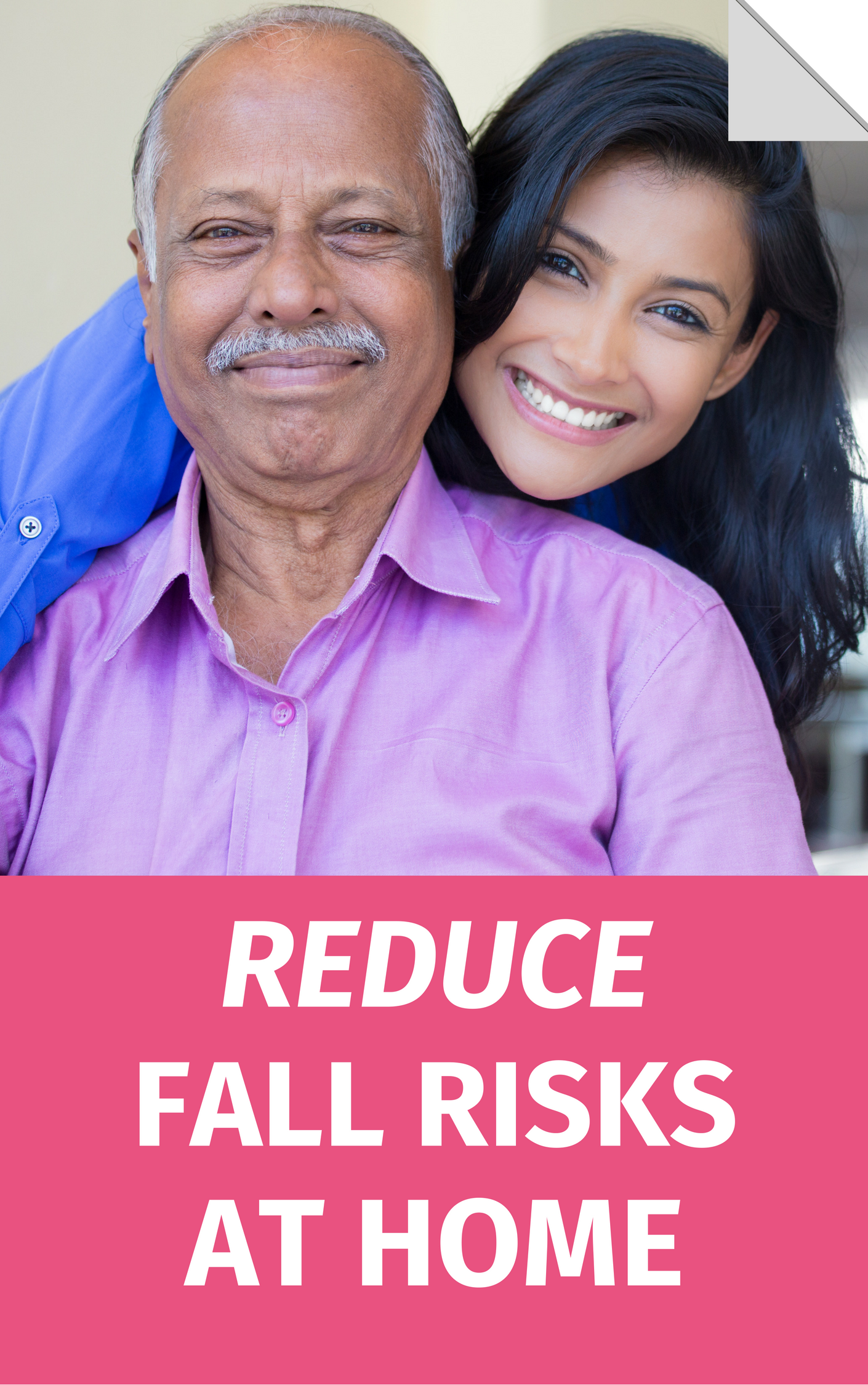 Reduce Fall Risks at Home